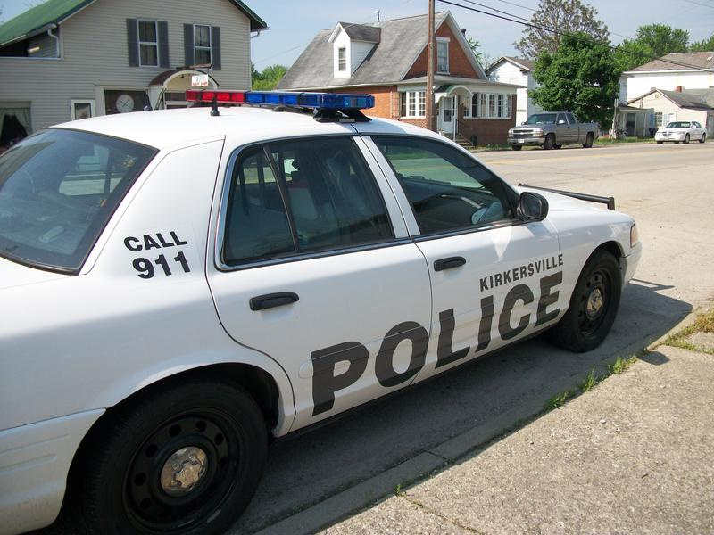 Kirkersville Police Cruiser