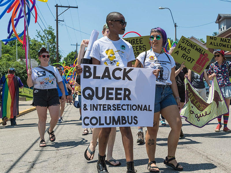 Black Queer & Intersectional Columbus will be holding an alternative Columbus Community Pride Festival