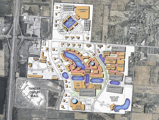 billion dollar 39 entertainment park 39 planned in delaware county wosu radio. Black Bedroom Furniture Sets. Home Design Ideas