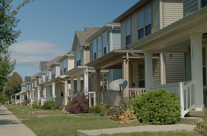 Weinland Park homes