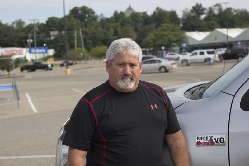 Craig Elliott in Zanesville.
