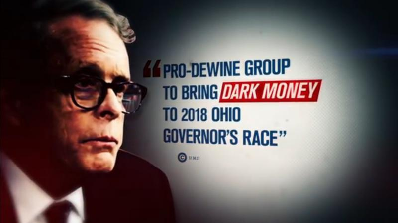 Democratic Governors Association ad targeting Mike DeWine
