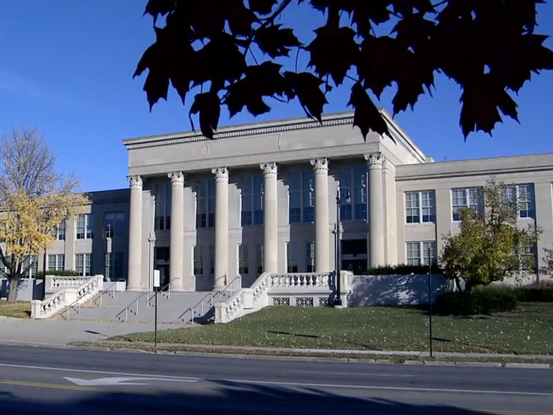 East High School in Columbus
