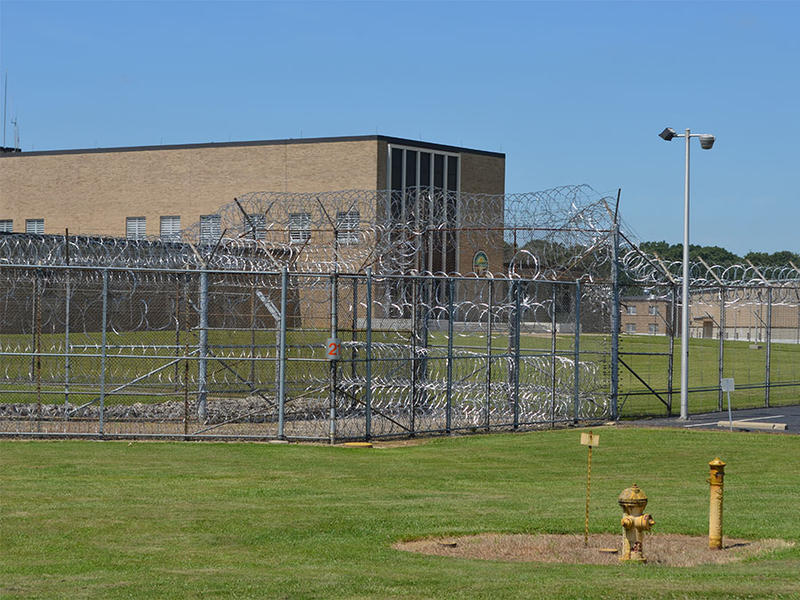 Southern Ohio Correctional Facility located in Lucasville, Ohio.