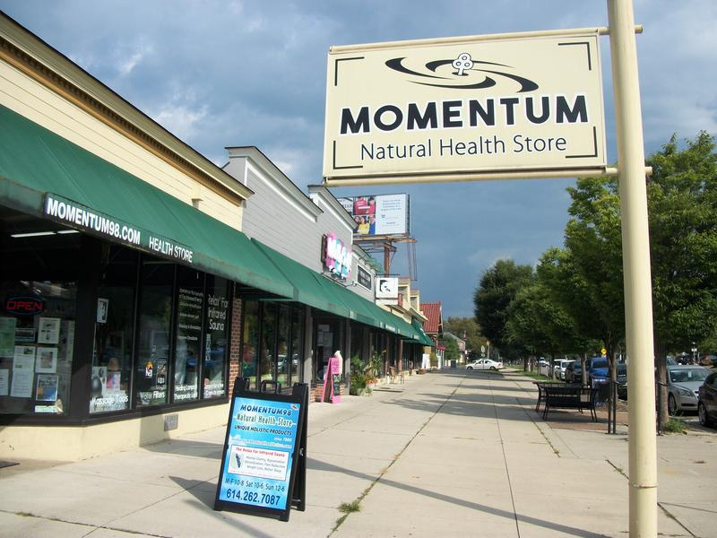 Momentum Natural Health Store in Columbus sells CBD oil, which will be banned under Ohio's new medical marijuana law.