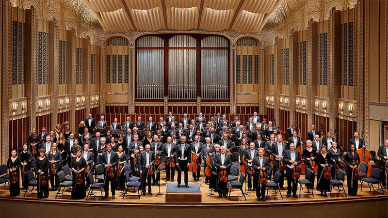 The 2018 class of the Cleveland Orchestra.