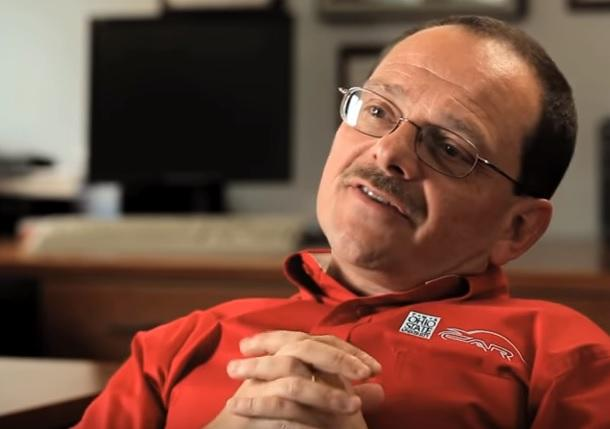 Giorgio Rizzoni is the director of Ohio State's Center for Automotive Research.