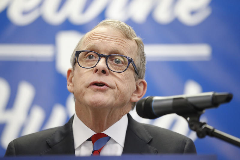 Ohio Attorney General and Gov.-elect Mike DeWine