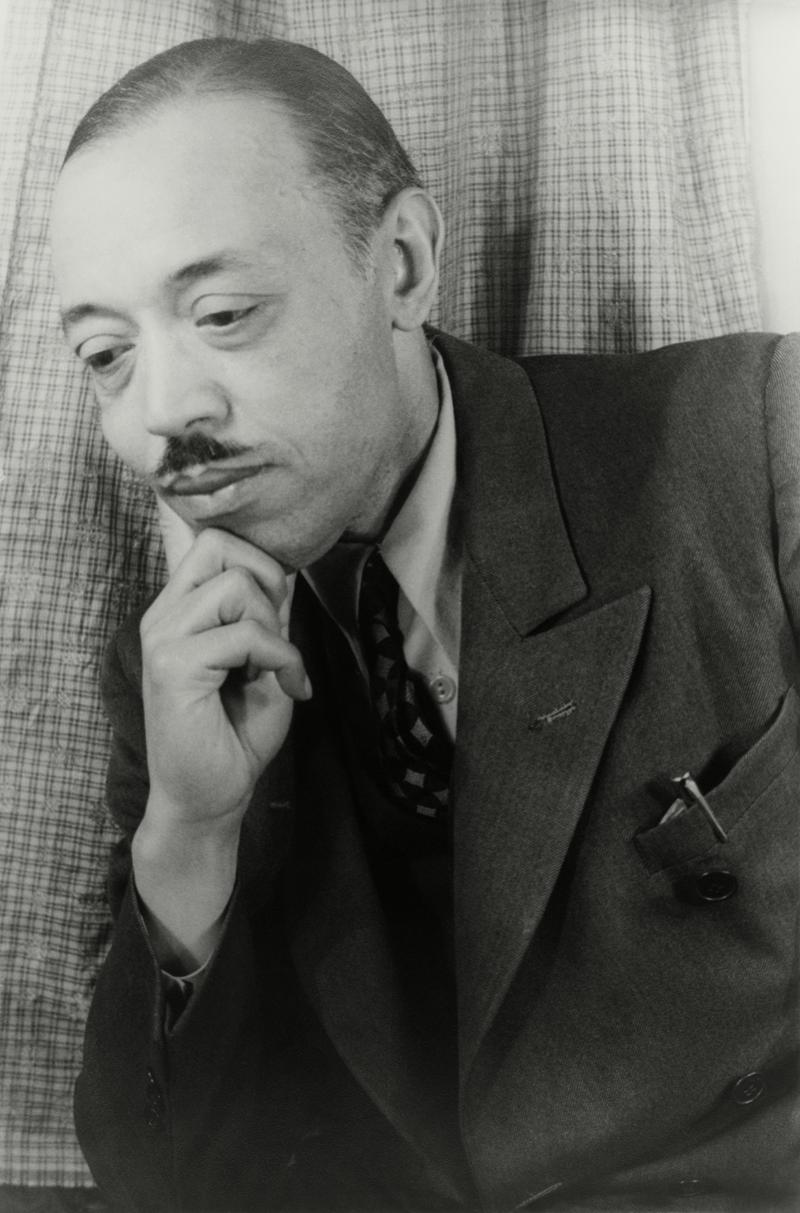 This portrait of William Grant Still was taken on March 12, 1949.