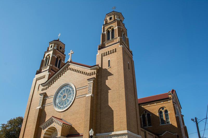St. Vitus Church in Cleveland, Ohio.