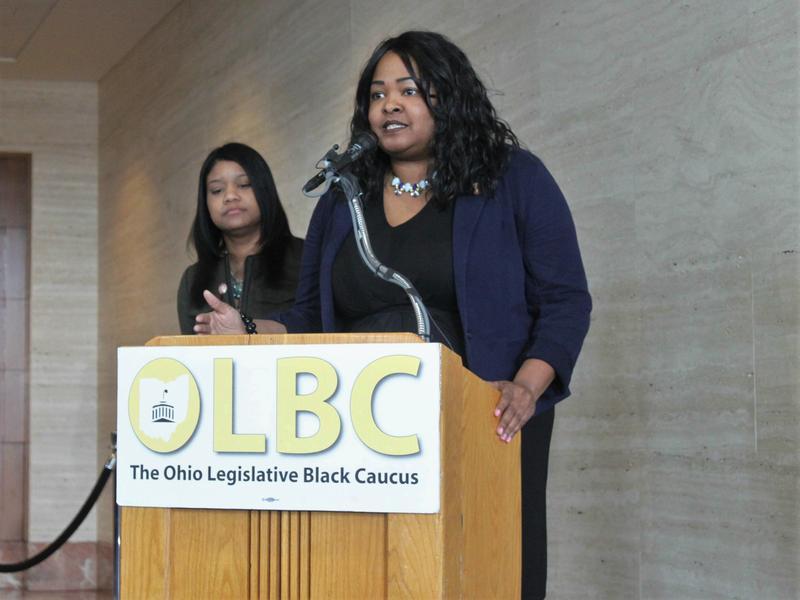 Democratic Representative Stephanie Howse.