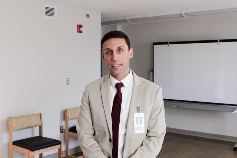 Dr. Mark Blair is the medical director of Sun Behavioral Health, which is opening a new in-patient unit for LGBTQ patients.
