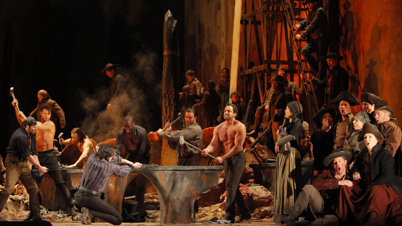 The most famous operas of Verdi