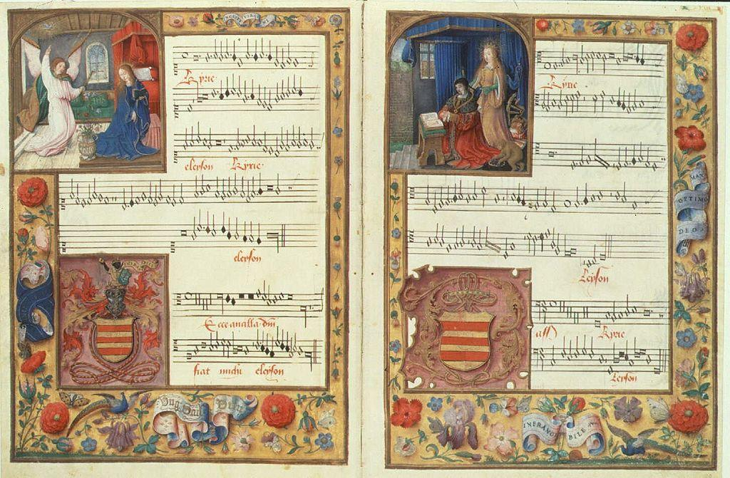 a history of christmas music from the middle ages and renaissance