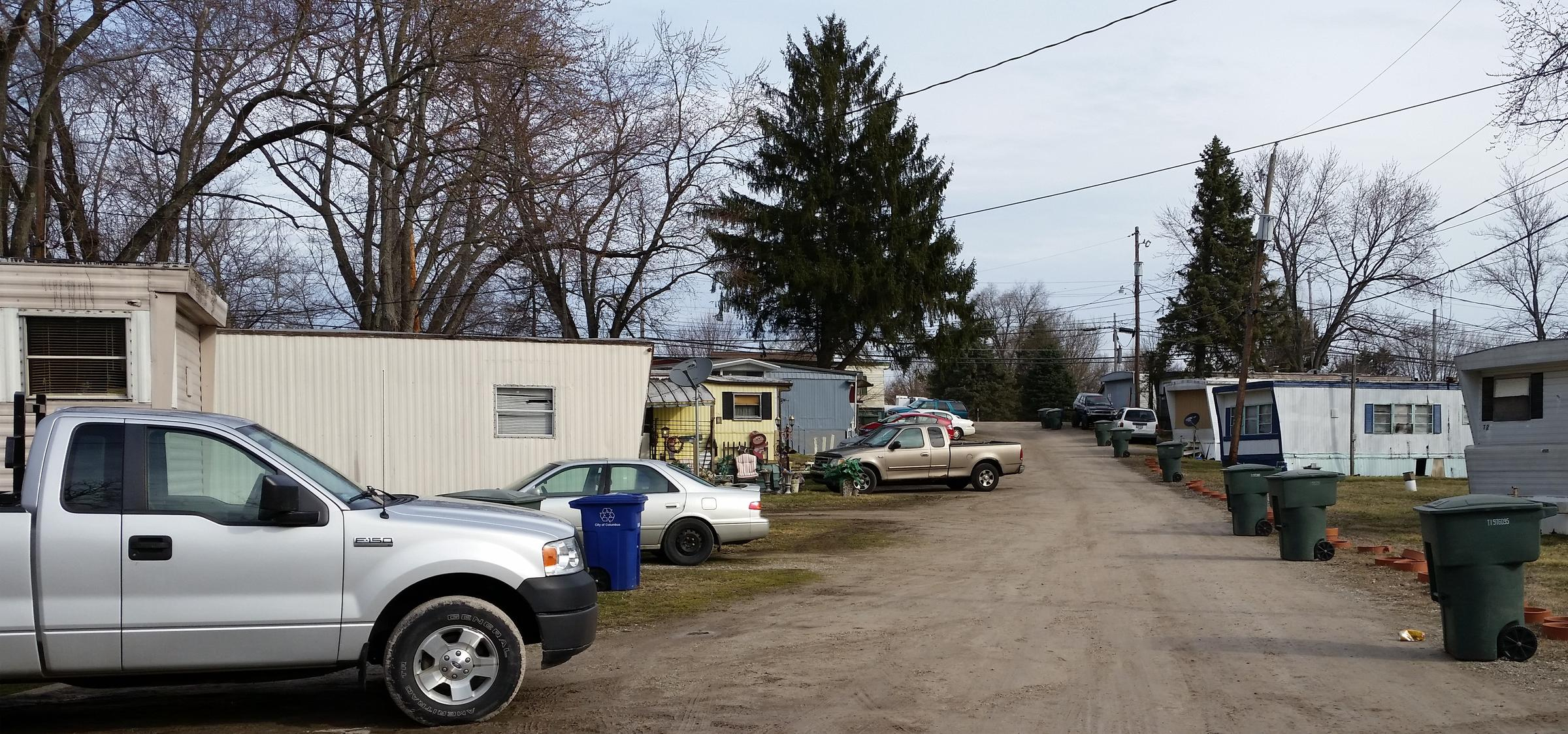Bel Aire Mobile Home Park Opened In 1937