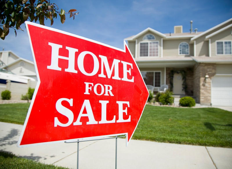 Home sales slide to end the year