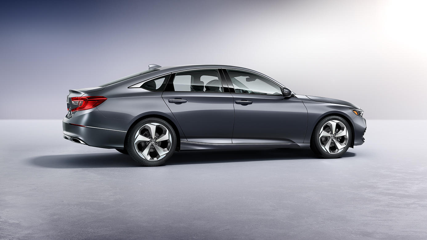 The 2018 Accord Features Cars First Turbocharged Engine Honda Of America