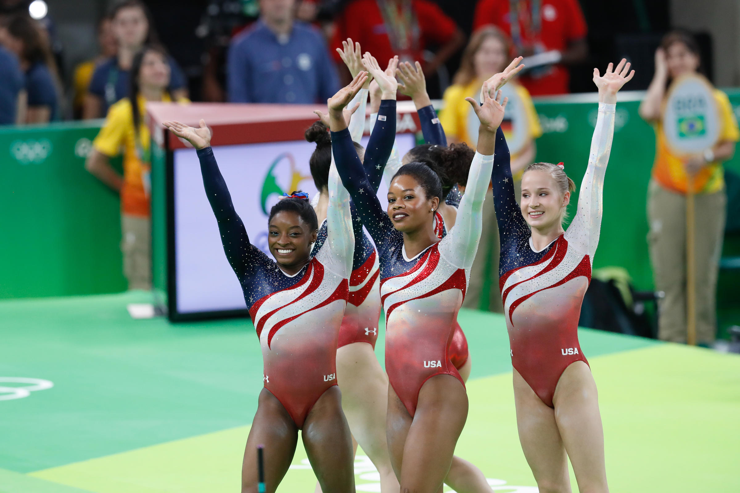 US Olympic gymnastics board resigns as leaders seek reform