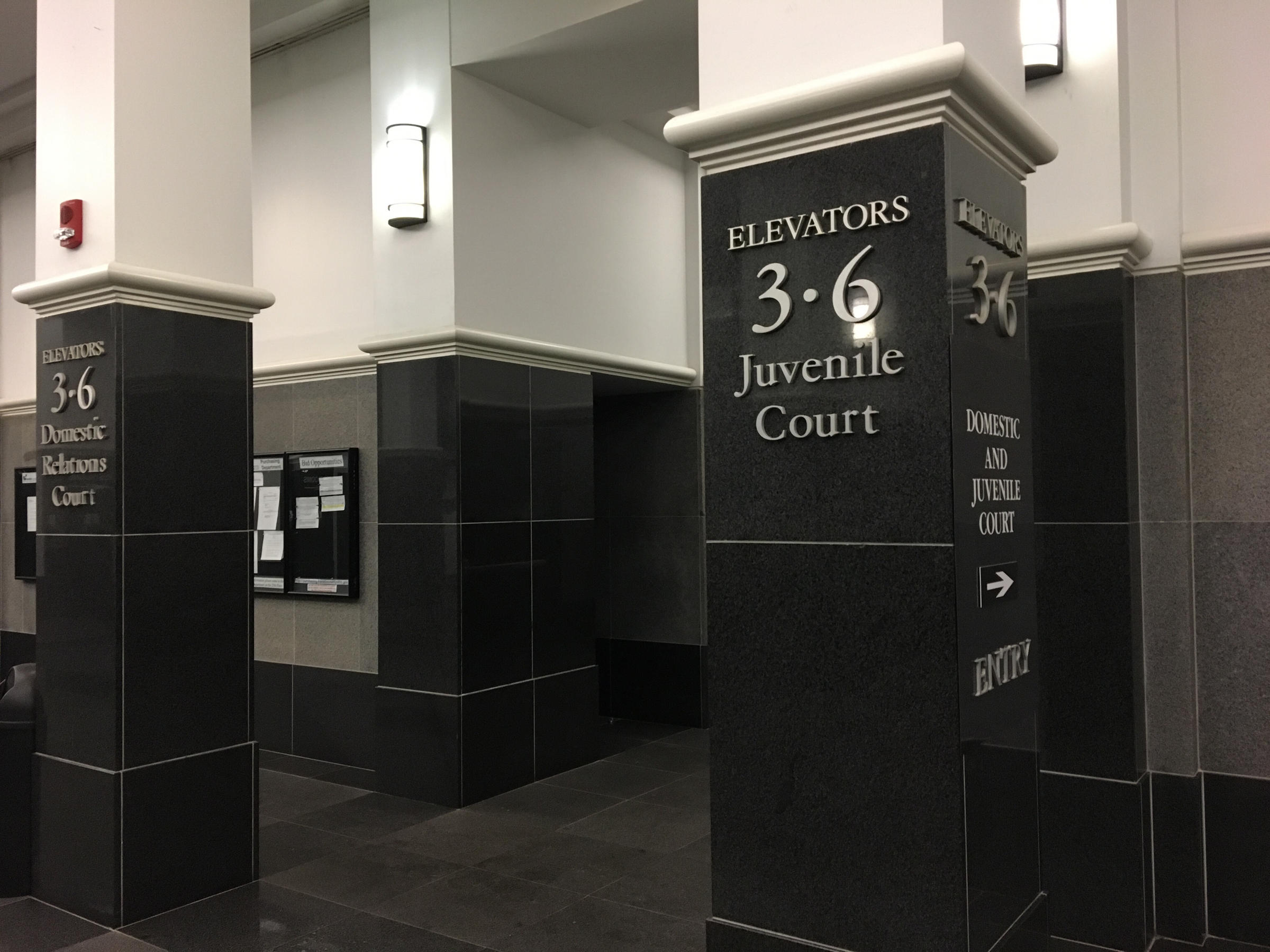 family of joseph haynes disputes accounts of courthouse killing
