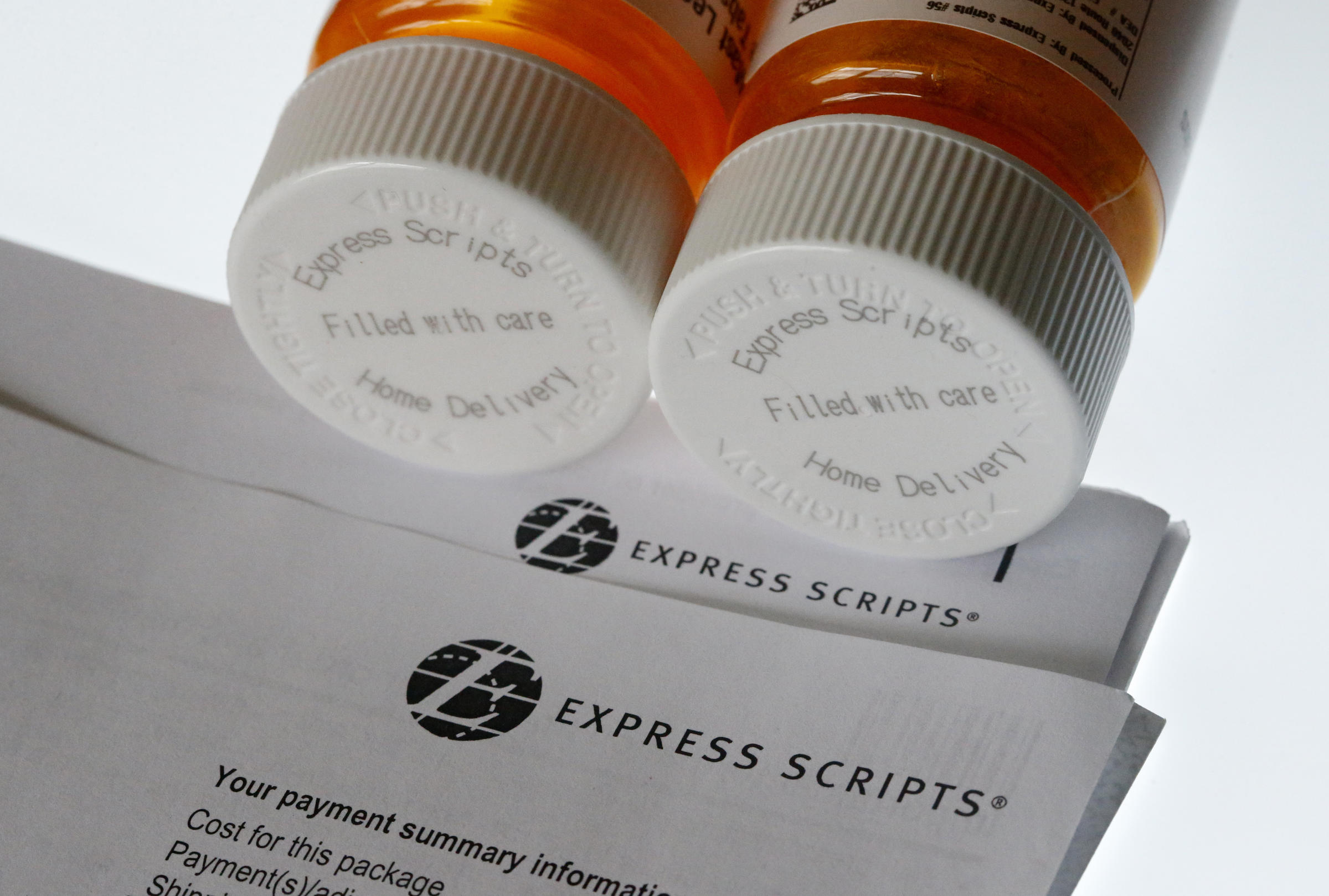 Express Scripts To Be Acquired By Cigna   WOSU Radio