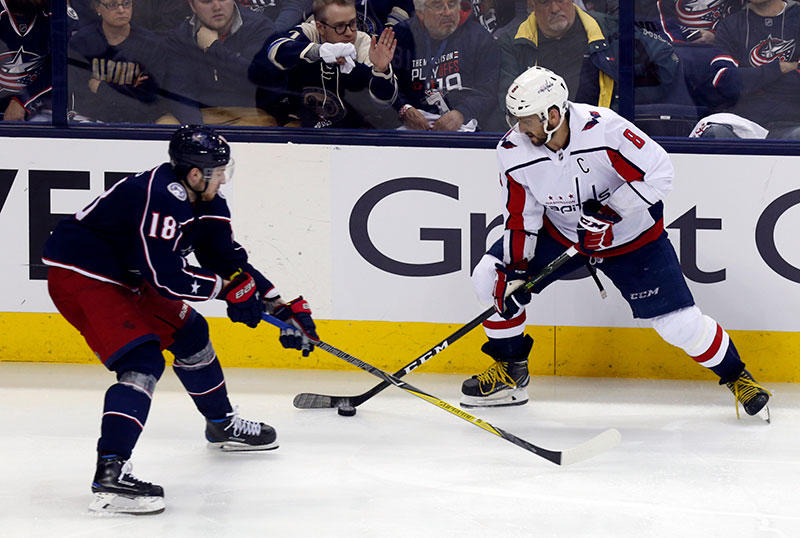 Tortorella: Blue Jackets 'laid an egg' in Game 4