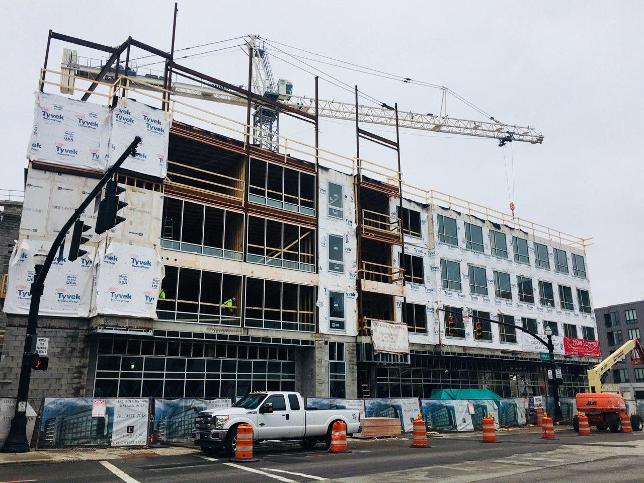 S For Luxe Belle Apartments Near Ohio State Which Plan To Open In The Fall Can Top 1 500 A One Bedroom