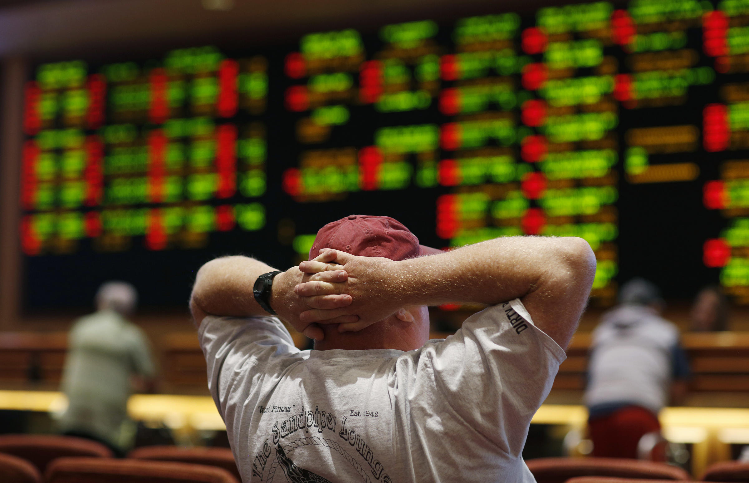 Supreme Court's Sports Gambling Ruling Has More Winners Than Losers