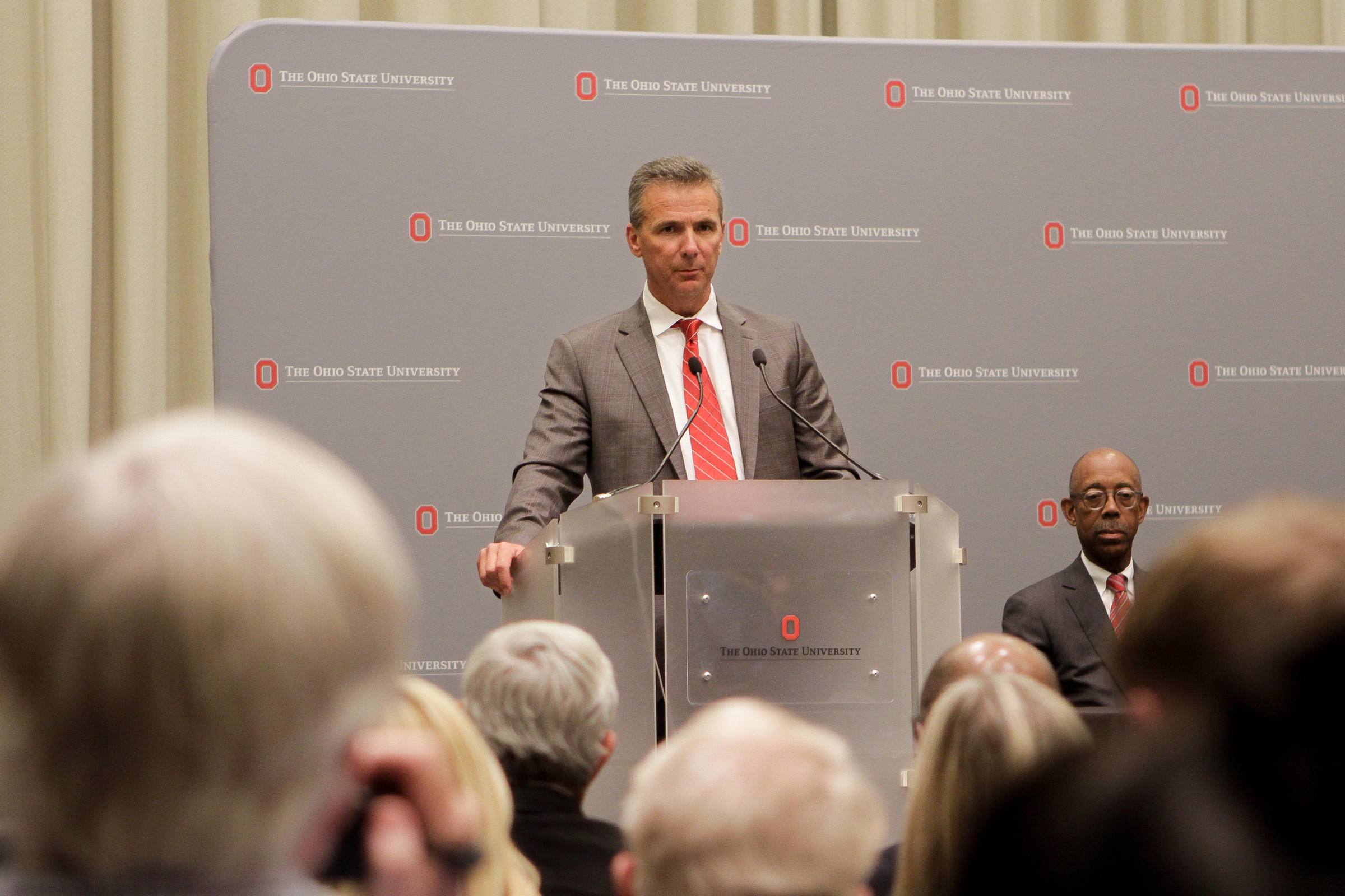 Ohio State trustee resigns, calls Urban Meyer's penalty too light