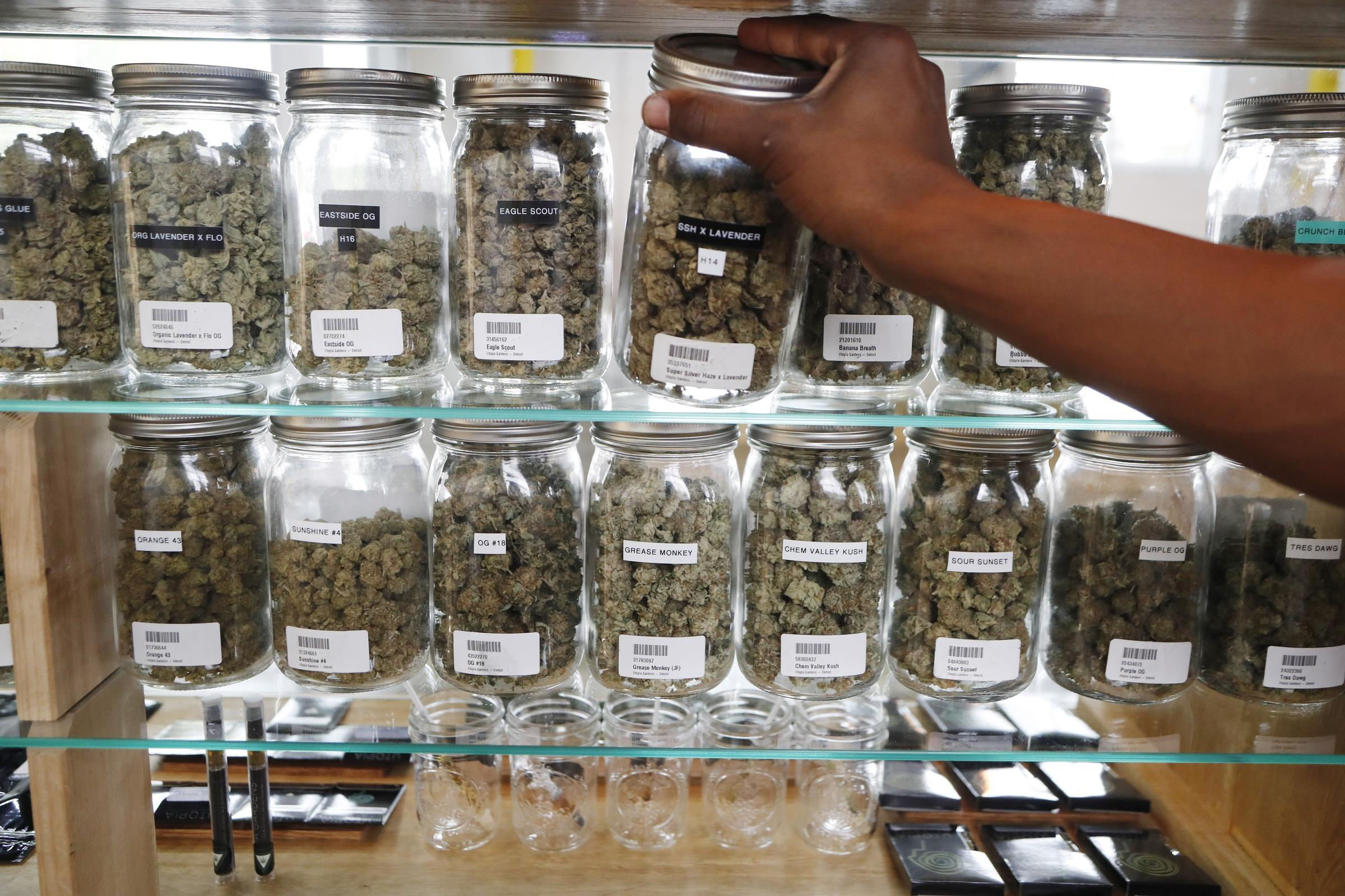 Four More Medical Marijuana Dispensaries Win State Licenses