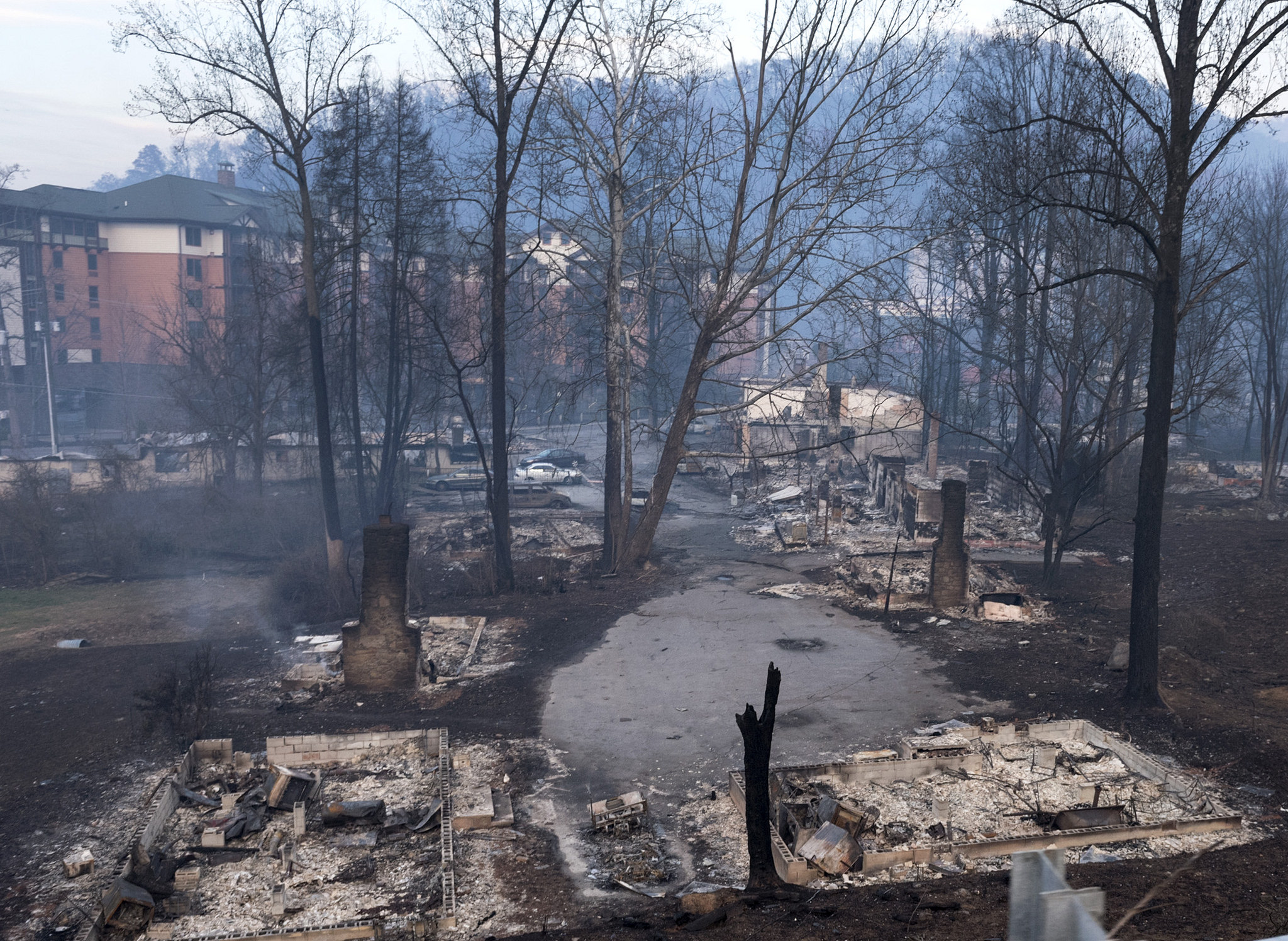 As Gatlinburg Fire Death Toll Rises, Evacuation Procedures Are Now ...