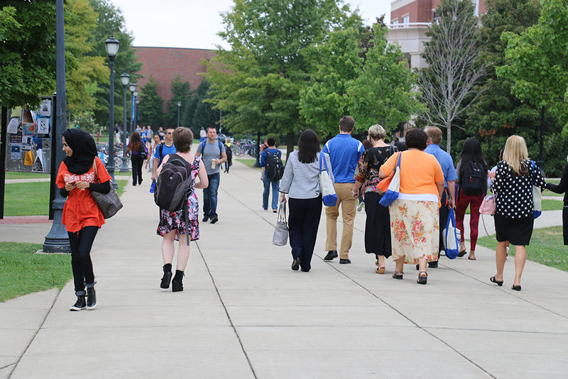 "MTSU will be encouraging students to choose a major or focus area before they step foot on campus, although the school isn't eliminating the ""undeclared"" option yet."