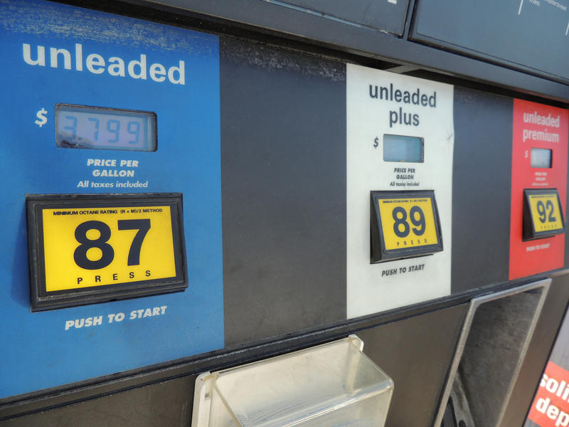 Gas taxes haven't risen in Tennessee in more than two decades.