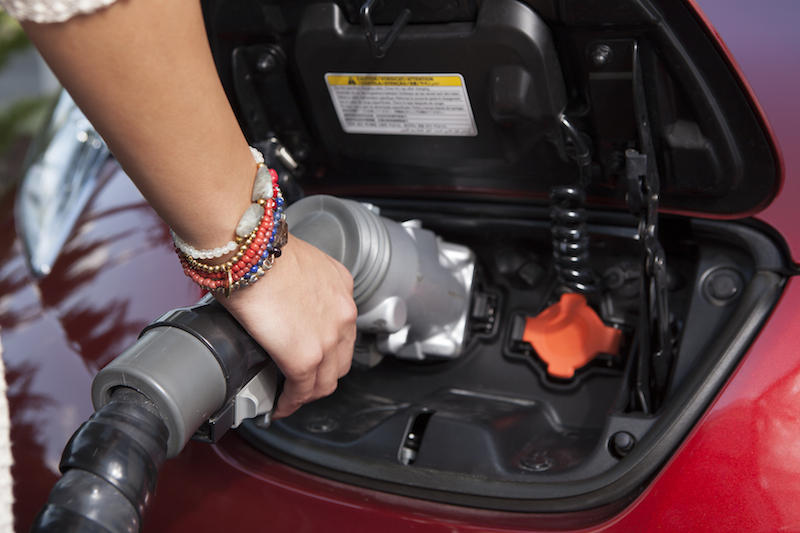 A bill in the state legislature would raise registration fees for electric and hybrid vehicles.