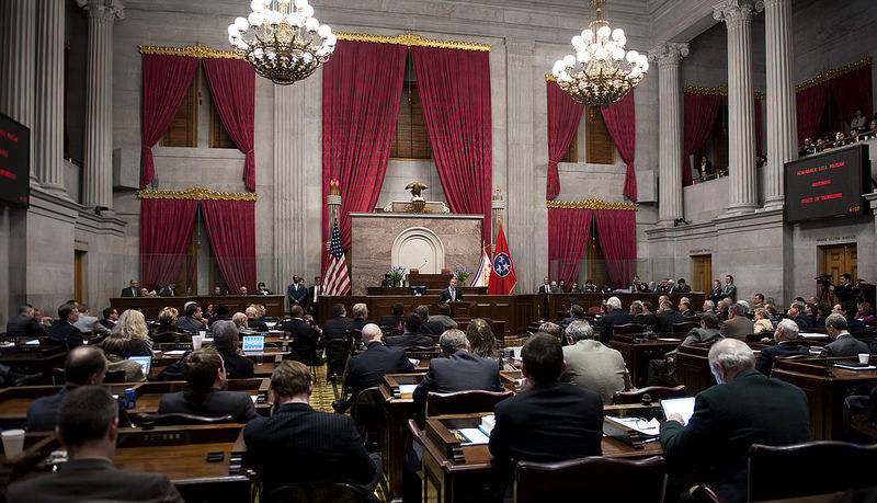 The Tennessee General Assembly has been meeting in a special session to consider Medicaid expansion.