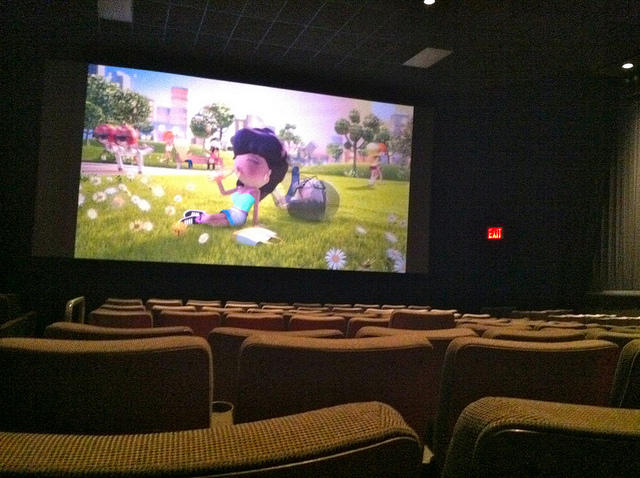 Several movie theaters around the country have hosted movie screenings geared toward children with autism.