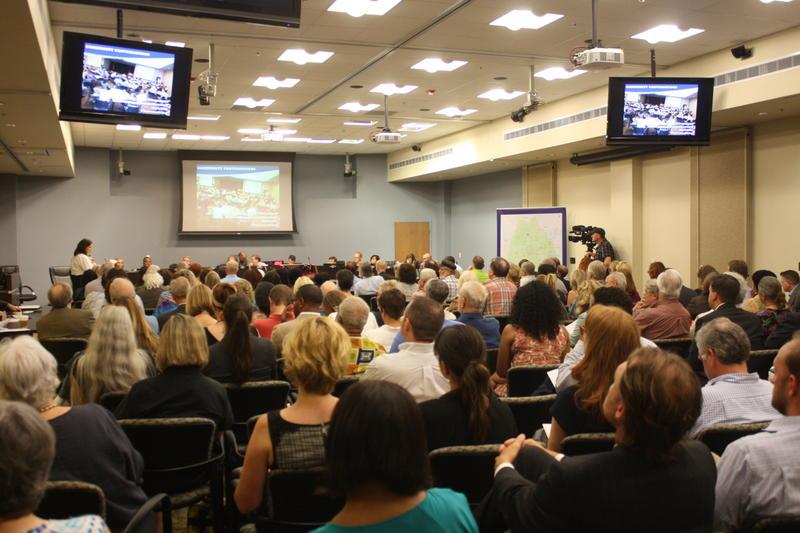 NashvilleNext public hearing