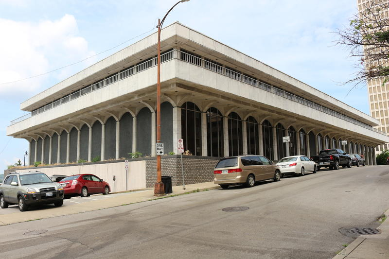 Nashville's old Ben West library building at 8th and Union will be bought and rehabbed by the Tennessee Education Association.