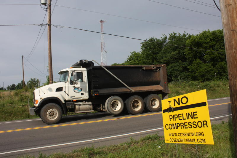 Joelton natural gas pipeline