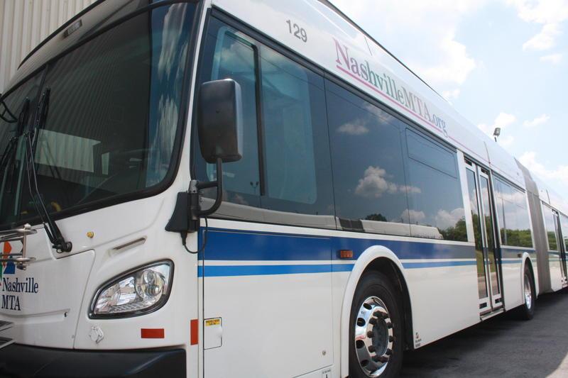 Nashville bus MTA