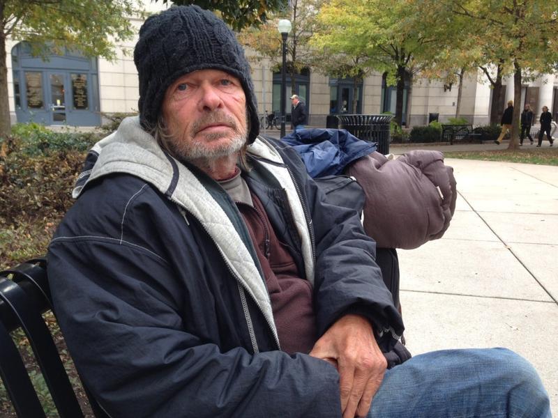 homeless Nashville