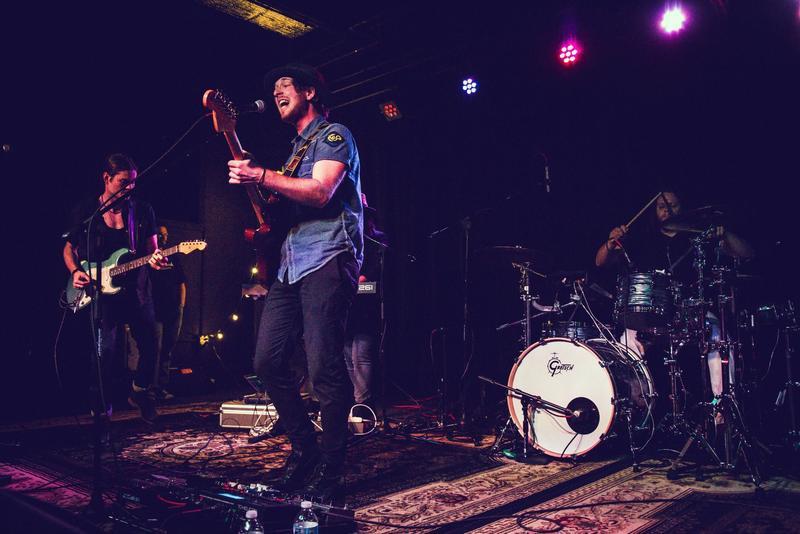 Nashville alternative band Elliot Root claims the top spot on Spotify's Nashville Top 100 playlist