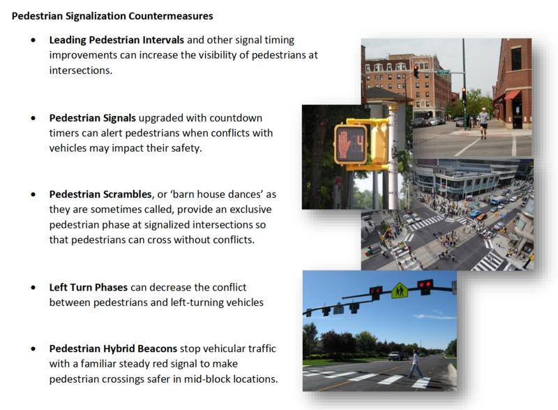 Pedestrian safety Nashville