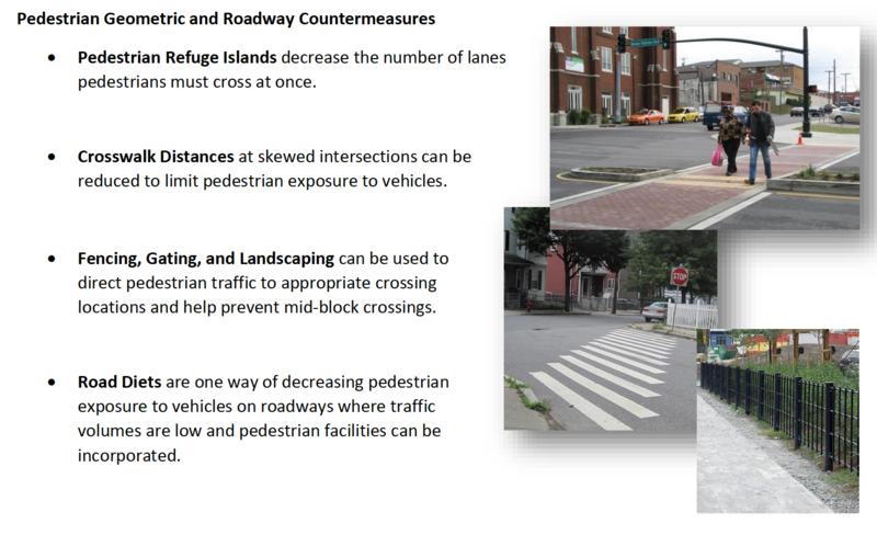 Pedestrian danger Nashville