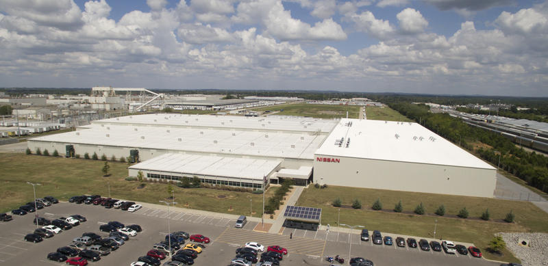 In recent years, Nissan added a battery plant to its manufacturing complex in Smyrna, which is considered the most productive auto plant in the U.S.