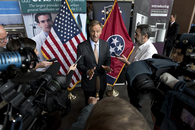 Bill Haslam photo