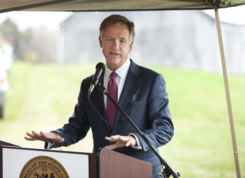 Gov. Bill Haslam says he'll offset an increase to the gas tax with cuts to other taxes.