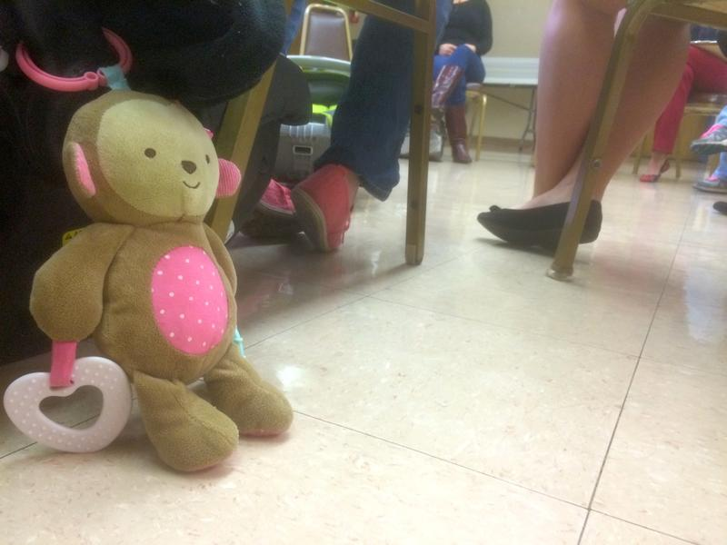 Young mothers sit in a circle at a group therapy session in Oak Ridge, Tenn. Several were charged or threatened with prosecution under the state's fetal assault law. Some say they needed threat of punishment to help them get into treatment.
