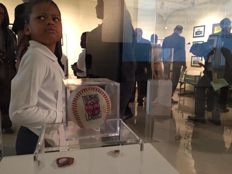 Negro Leagues Nashville Robert Churchwell Museum Magnet