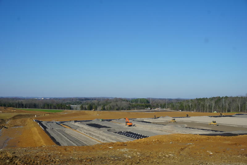 "TVA has already decided to ""de-water"" its ash ponds and move to dry storage."
