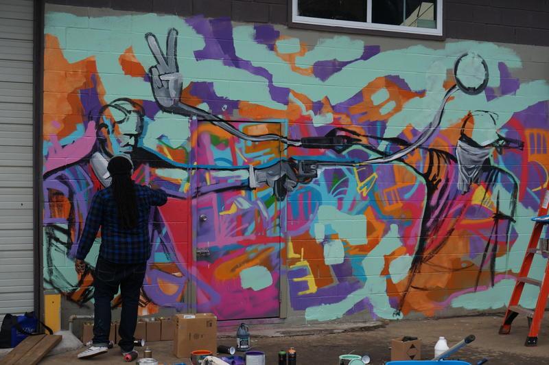 Mural by Jamond Bullock